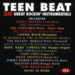 CD Teen Beat vol.1  0