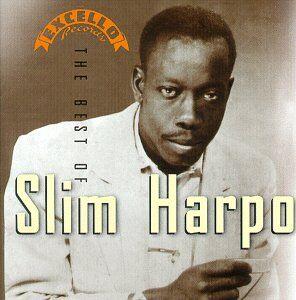 CD Best of di Slim Harpo