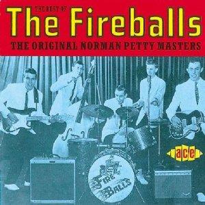 CD Best of the Fireballs di Fireballs