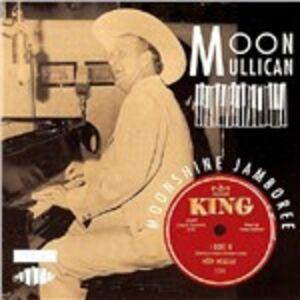 CD Moonshine Jamboree di Moon Mullican