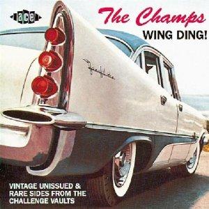 CD Wing Ding! - Rarities di Champs