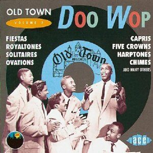 CD Old Town Doo Wop vol.2