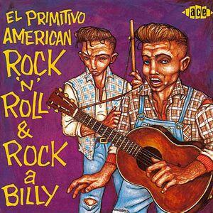 CD El Primitivo - American R N R-Rockabilly  0