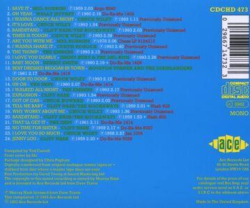 CD El Primitivo - American R N R-Rockabilly  1