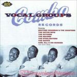 CD Combo Vocal Groups vol.1