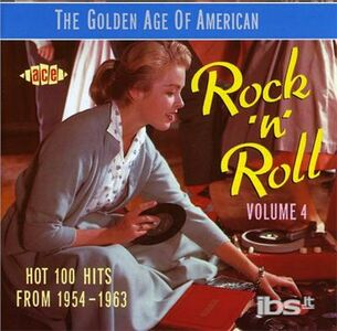 CD Golden Age of Us R&r vol.4