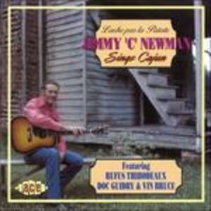 CD Sings Cajun di Jimmy C. Newman