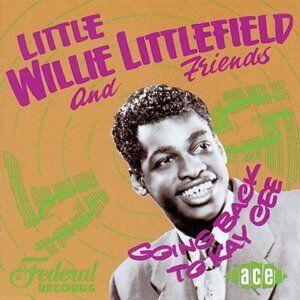 Foto Cover di Going Back to Kay Cee, CD di Little Willie Littlefield, prodotto da Ace