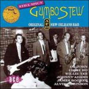 CD Still Spicy Gumbo Stew