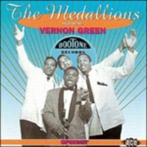 CD Speedin Medallions , Vernon Green