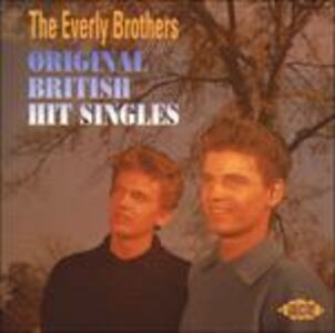 CD Original British Hit Singles di Everly Brothers 0