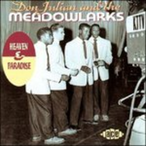 CD Heaven and Paradise Don Julian , Medowlarks