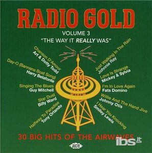 CD Radio Gold 3