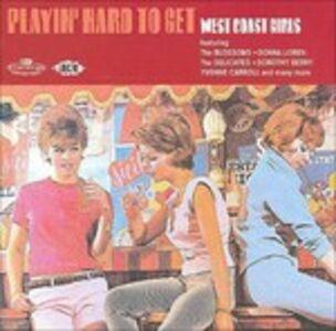 Foto Cover di Playin' Hard to Get, CD di  prodotto da Ace