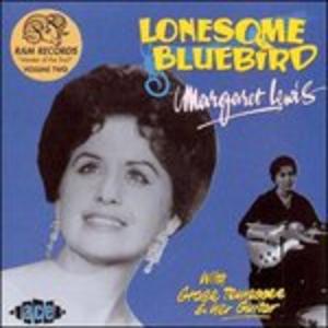 CD Lonesome Bluebird di Margaret Lewis