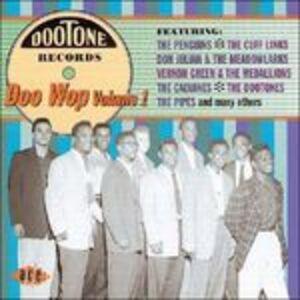CD Dootone Doo Wop vol.1