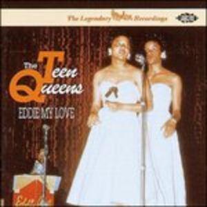 CD Eddie My Love di Teen Queens