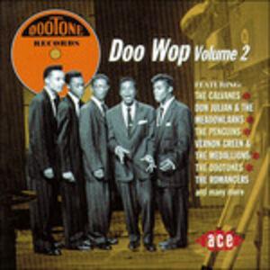 CD Dootone Doo Wop vol.2