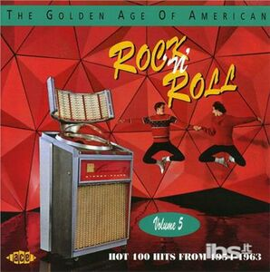 CD Golden Age of Us R&r vol.5