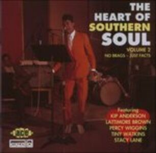 CD Heart of Southern Soul vol.2