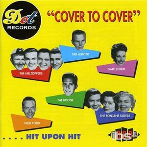 CD Dot's Cover to Cover