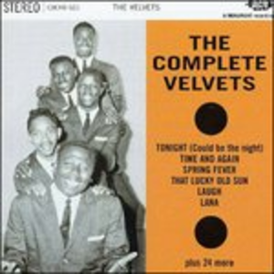 CD Complete Velvets di Velvets