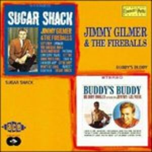 CD Sugar Shack - Buddy S Buddy Jimmy Greene , Fireballs