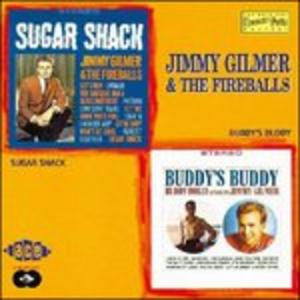 CD Sugar Shack - Buddy S Buddy Jimmy Greene , Fireballs