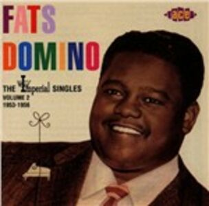 CD Imperial Singles vol.2 di Fats Domino