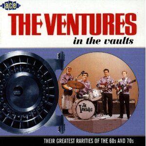 Foto Cover di In the Vaults, CD di Ventures, prodotto da Ace