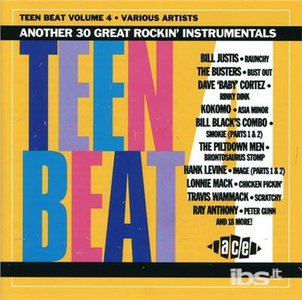 CD Teenbeat vol.4