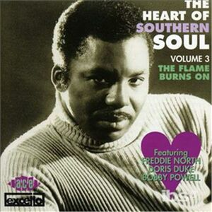 Foto Cover di Heart of Southern Soul vol.3, CD di  prodotto da Ace