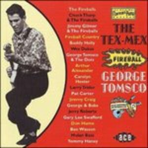 CD Tex Mex Fireball di George Tomsco