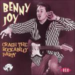 CD Crash the Rockabilly Party di Benny Joy
