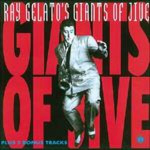 CD Giants of Jive di Ray Gelato