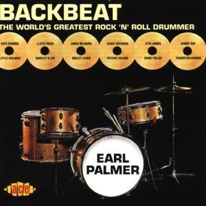 Foto Cover di Backbeat, CD di Earl Palmer, prodotto da Ace