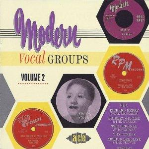 CD Modern Vocal Groups Vol2