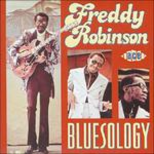 CD Bluesology di Freddy Robinson