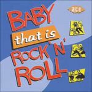 CD Baby, That Is Rock'n'Roll
