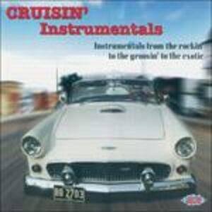 CD Cruisin' Instrumentals  0