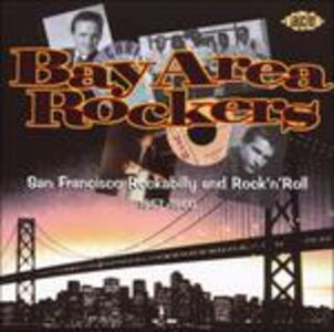 Foto Cover di Bay Area Rockers, CD di  prodotto da Ace 0
