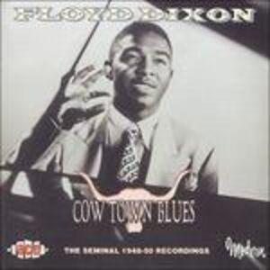 CD Cow Town Blues di Floyd Dixon 0
