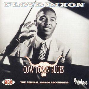 CD Cow Town Blues di Floyd Dixon 1