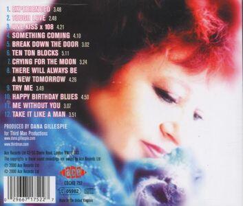 CD Experienced di Dana Gillespie 1