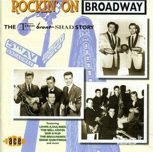 CD Rockin' on Broadway