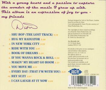 CD Deja nu di Dion 1