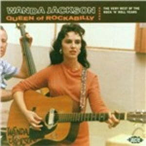 CD Queen of Rockabilly di Wanda Jackson