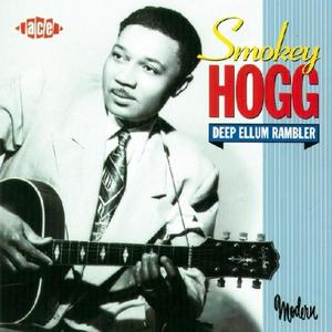CD Deep Ellum Rambler di Smokey Hogg