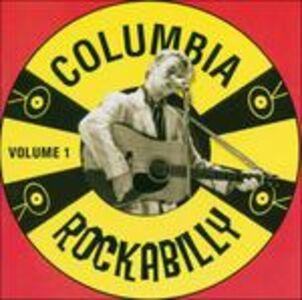 CD Columbia Rockabilly vol.1  0