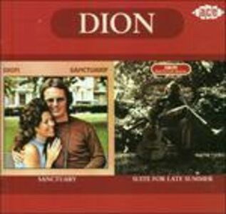 CD Sanctuary-Suite for Late Summer di Dion 0